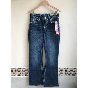 Hydraulic Lola Dark Wash Bootcut Jeans